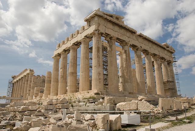 parthenon-acropolis-via-flckr-by-kyri-sarantakos